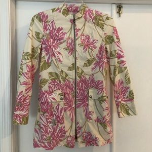 Tommy Hilfiger painterly jacket, size small